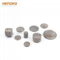 Stainless steel filter or felt sintered filter element 1