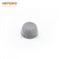 Stainless steel filter or felt sintered filter element 3