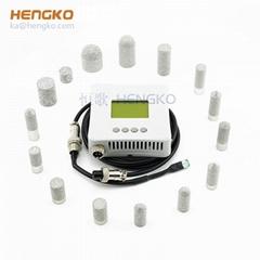 防水SHT土壤湿度传感器与4针电缆