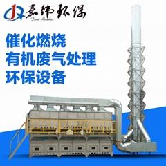加工活性炭吸脫附脫附催化燃燒廢氣處理rco在線監測設備