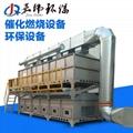 加工活性炭吸脫附脫附催化燃燒廢氣處理rco在線監測設備 2