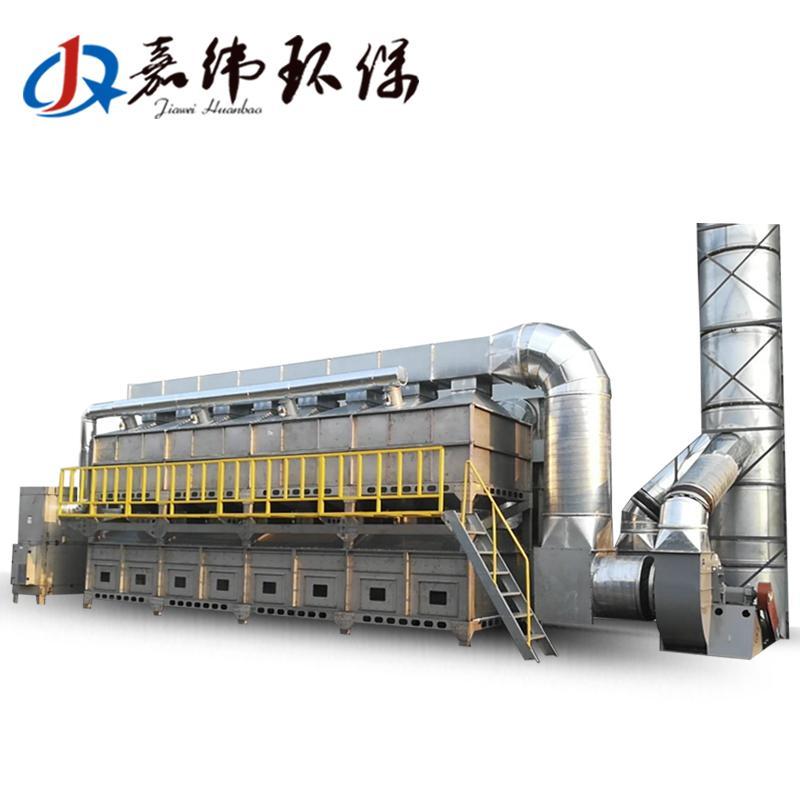 加工活性炭吸脫附脫附催化燃燒廢氣處理rco在線監測設備 4