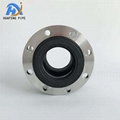 Flange Type Rubber Bellows Expansion Joint For Pipe Fitting 4