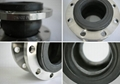 Flange Type Rubber Bellows Expansion Joint For Pipe Fitting 5