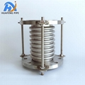 Flexible Bellows Expansion Joint With