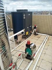 酒店专用空气能热水器热水系统