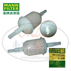 MANN-FILTER(曼牌濾清器)燃濾WK31/2(100)
