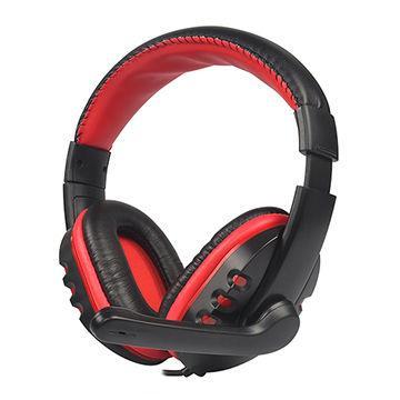 立体声电脑游戏耳机带环绕音效 3