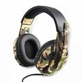高品质舒适游戏耳机