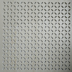 pvc perforated sound abs