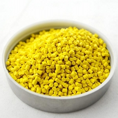 High quality and competitive price of yellow masterbatch Y3201A