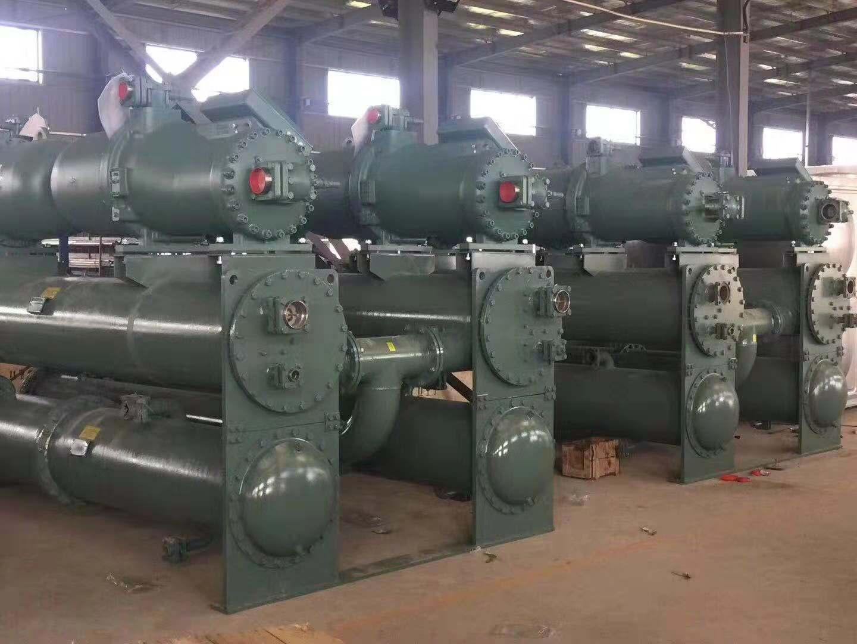 廢氣冷凝回收專用低溫冷凍機 3
