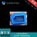 兼容日本光電BSM-2300K血氧延長線 2