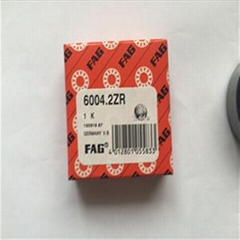 High Speed Deep Groove Ball Bearing with Brass Cage