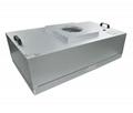 2019 Hot Sale Ceiling FFU Fan Filter Unit for Ventilation System 1