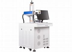 30W台式徼熙光纤激光打标机