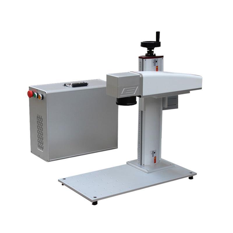 徼熙雕刻加工激光打标机30W分体式 1