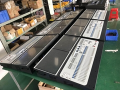 Touch live stage lighting console wholesale factory