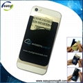 Promotional tech accessories Custom design silicone rubber credit card holder 5
