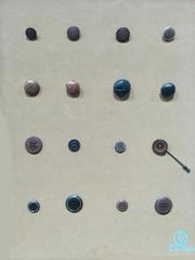 Garment Accessories PU Button