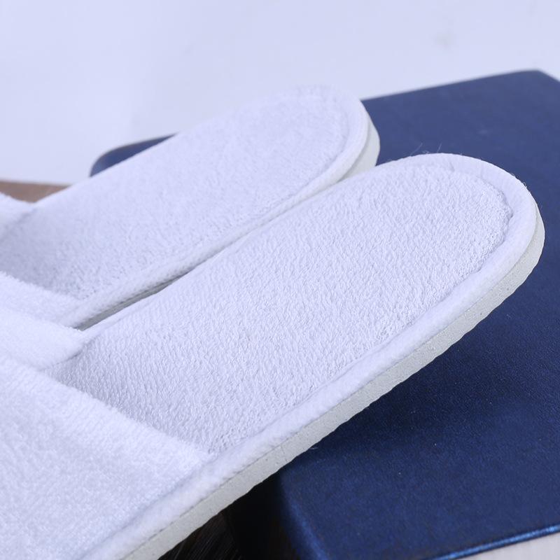 酒店一次性毛巾布拖鞋 1