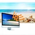 Laptop Desktop Screen Protector Blue Light Blocking filter Removable 2