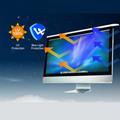 Laptop Desktop Screen Protector Blue Light Blocking filter Removable 5