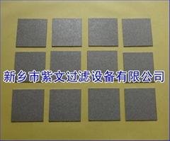 不鏽鋼燒結粉末濾板