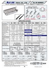 AL-39 Series Magnetic Sensors,Reed type, Solid Contact type, PNP, NPN