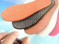 迷彩加木屑EVA/PE/塑料发泡鞋材制品 1