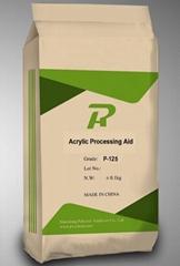Acrylic processing aid
