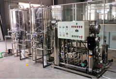 低温蒸发器 膜过滤污水处理一体化设备