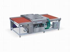 Hot sales glass washing machine cleaning low-e glass machine