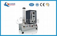Digital Display Oxygen Index Apparatus Identify Polymers Flame Retardancy