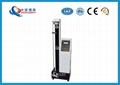 Microcomputer Wire Tensile Testing Machine Display Burst Value With Peak Locking