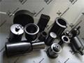 China hot sale cheap graphite crucible