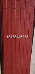 建诚金属雕花保温装饰聚氨酯一体板