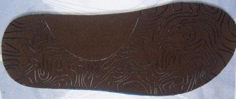 天宏服装辅料鞋垫印刷 1