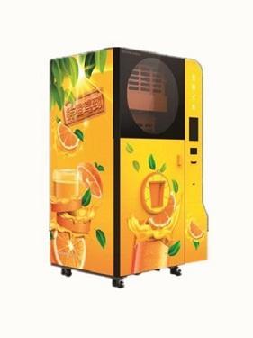 fresh orange juice vending machine 2