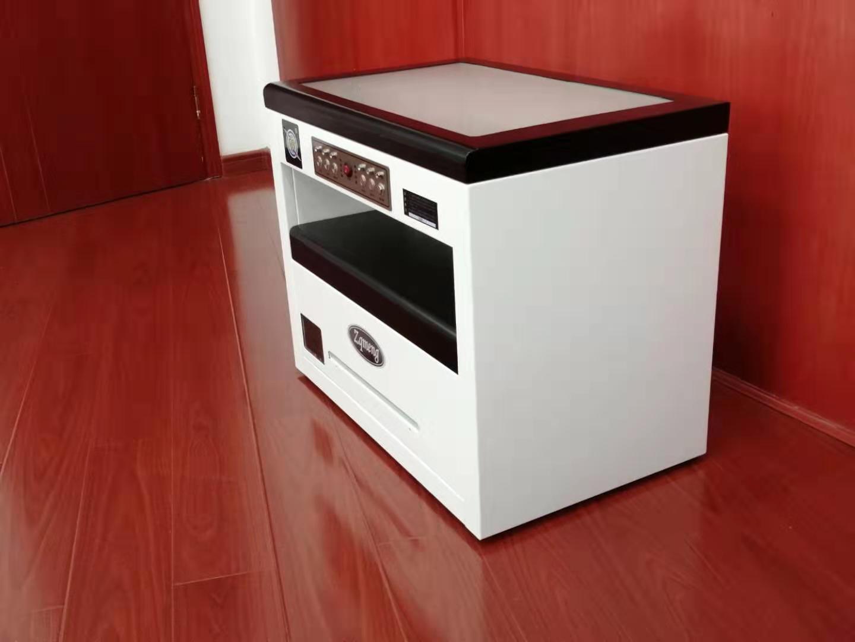 不用出菲林的小型不干膠印刷機 2