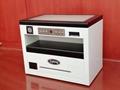 不用出菲林的小型不干膠印刷機 3