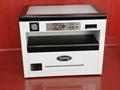 不用出菲林的小型不干膠印刷機 4