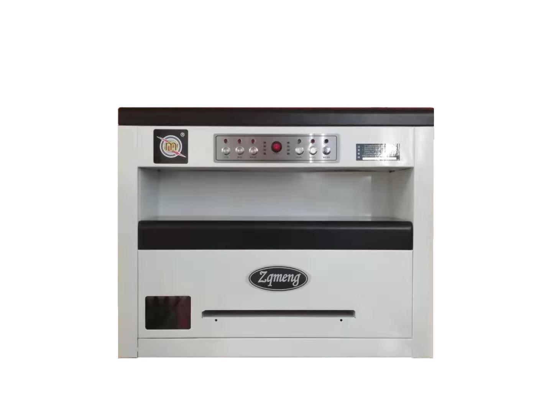 可印各種材質名片的全自動不干膠印刷機 4
