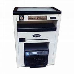 可印不干胶商标标签的广告宣传单印刷机