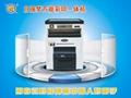 可印不干膠商標標籤的廣告宣傳單印刷機 2