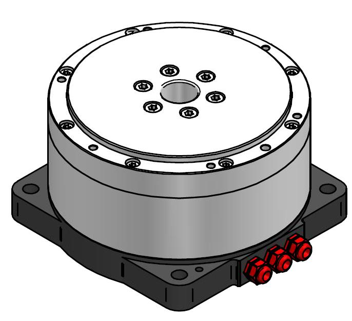 力矩电机(DD马达) 2