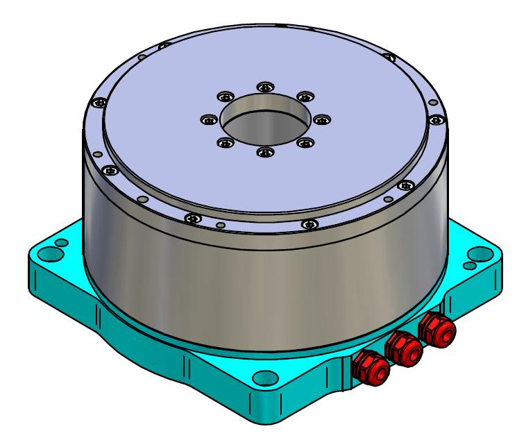 力矩电机(DD马达) 3
