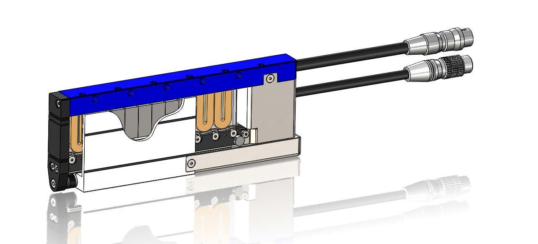 高精度微型直線電機 1