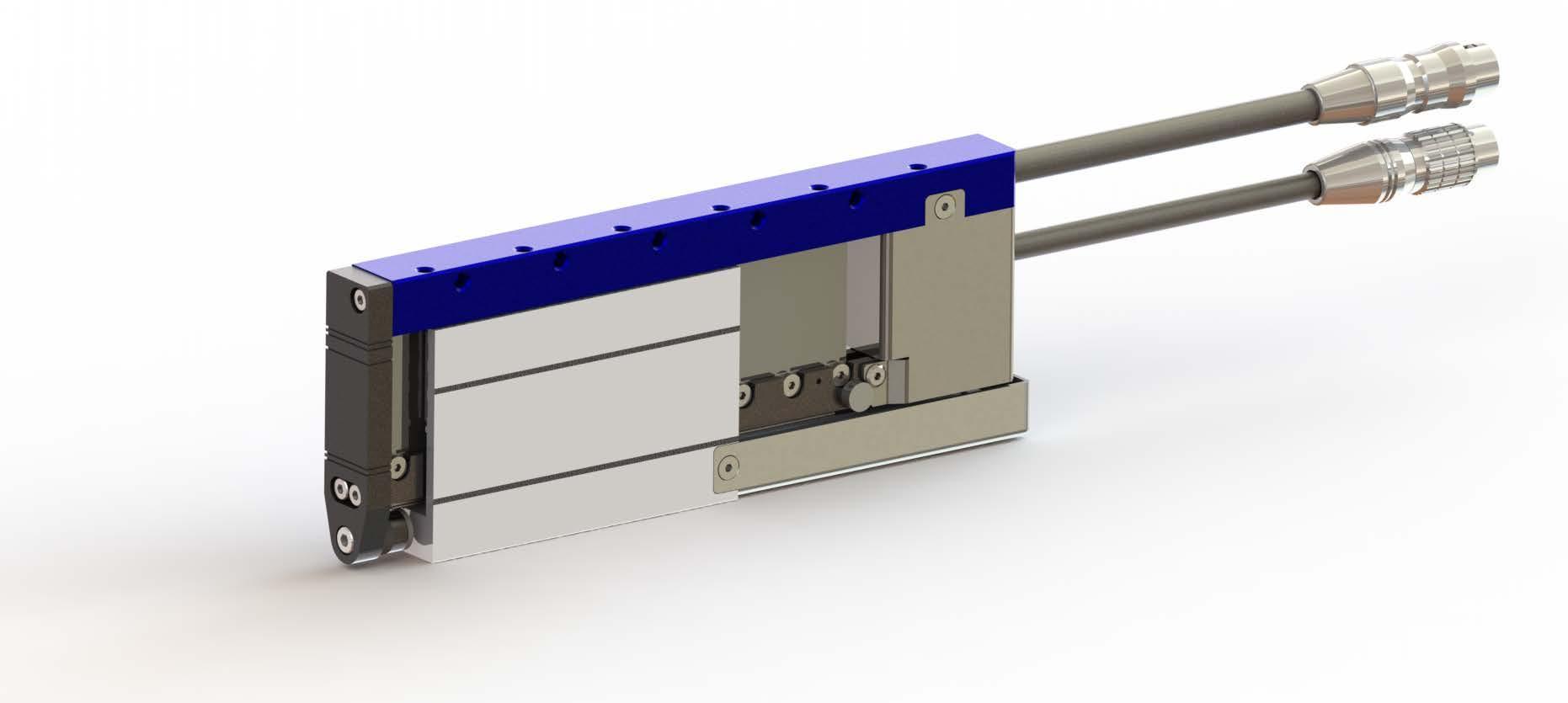 高精度微型直線電機 4