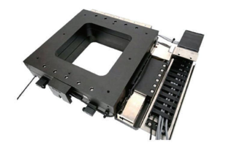 現貨供應X/Y中空直線電機病例切片光學檢測平台 2